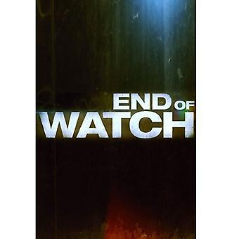 End of Watch [DVD] USA import