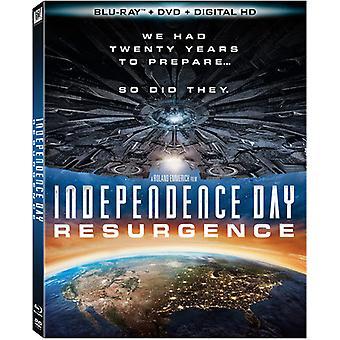 Giorno di indipendenza: Importazione di rinascita [Blu-ray] Stati Uniti d'America