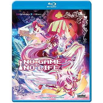 No Game No Life [BLU-RAY] USA import