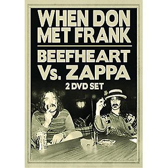 Various Artist - Beefheart vs. Zappa: When Donmet Frank [DVD] USA import