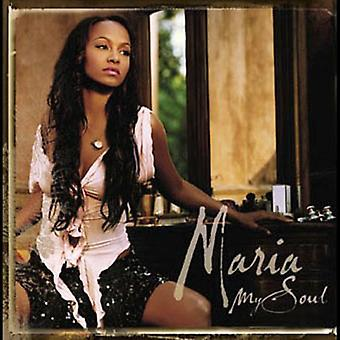 Maria - My Soul [CD] USA import
