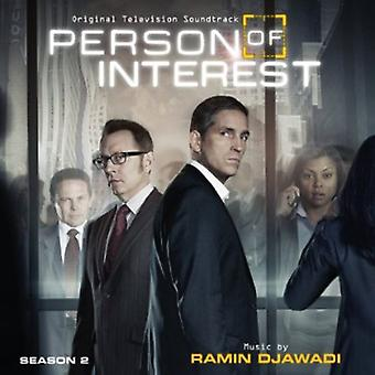 Ramin Djawadi - Person of Interest: Season 2 [CD] USA import