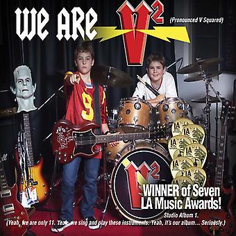 V2 - We Are V2 [CD] USA import