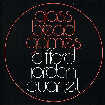 Clifford Jordan Quarteto - importação EUA jogos de grânulo de vidro [CD]