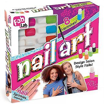 Fab Lab Kit Nail Art