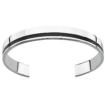 925 zilveren modieuze hars armband