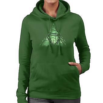 Treeforce Legend Of Zelda kvinner er hette Sweatshirt