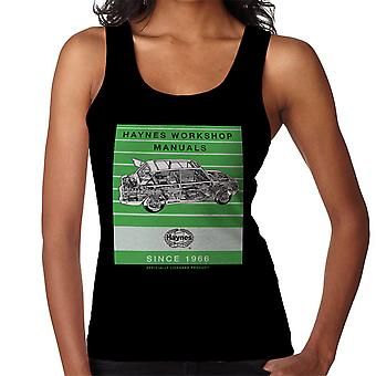 Haynes Workshop Manual Hillman IMP Sport OP B Stripe Women's Vest
