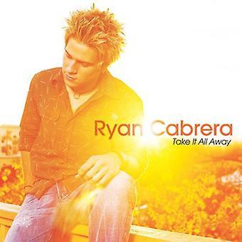 Ryan Cabrera - Take It All importazione USA lontano [CD]