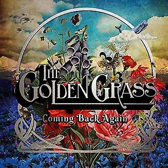 Golden Grass - Coming Back Again [CD] USA import