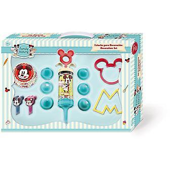 Mickey Mouse Disney Cake design dekorációk és penészes ajándék szett