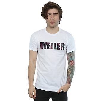 Paul Weller Men's Paisley Logo 2 T-Shirt
