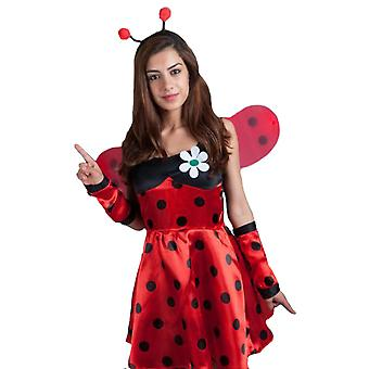 Femmes costumes Sexy femme coccinelle