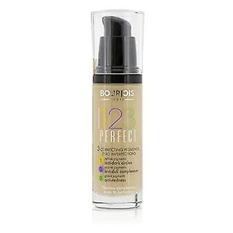 Bourjois 123 Perfect Foundation Spf 10 - No. 53 Light Beige - 30ml/1oz