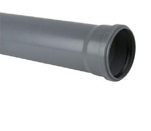 50mm Push-fit Pipe - 15Cm