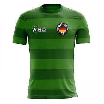 2020-2021 ألمانيا بعيدا مفهوم قميص كرة القدم