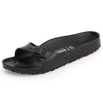 Birkenstock Eva Madrid Schwarz Eva 128163 haus Sommer Damen Schuhe