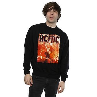 AC/DC Men's Live At River Plate Sweatshirt