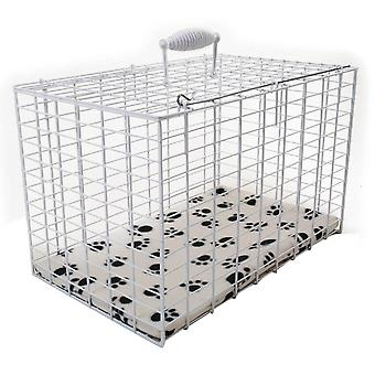 Pennine Rectangular Wire Pet Carrier