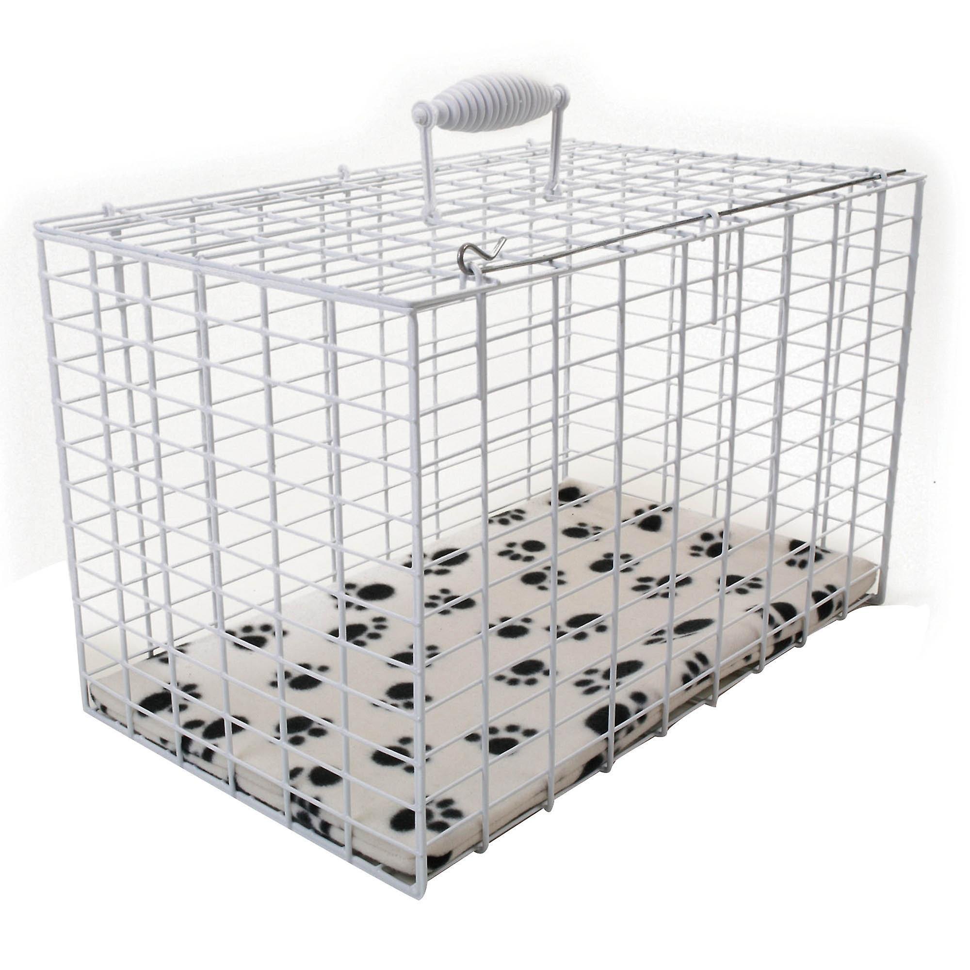 Pennine Rectangular Wire Pet Carrier