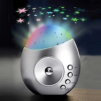 Decor Star Projector w/ Soothing Sounds