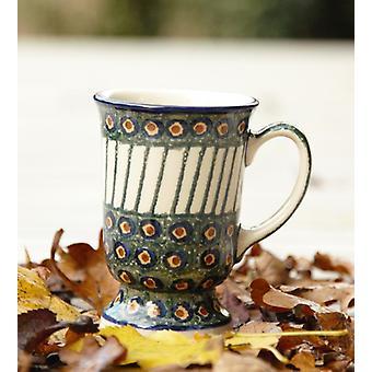 Becher mit Fuss, 250 ml, ↑12 cm, Tradition 1, Keramikgeschirr - BSN 5618