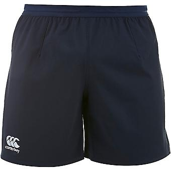 Canterbury Mens Tournament Stretch Embroidered CCC Logo Rugby Shorts