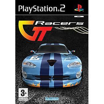 GT Racers (PS2)-fabriken förseglad
