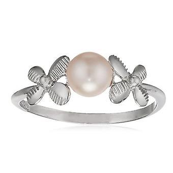 Pierścień Orphelia srebro 925 powłoki perła ZR-3947