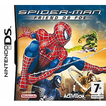 Spider-man Friend or Foe (Nintendo DS) - Factory Sealed