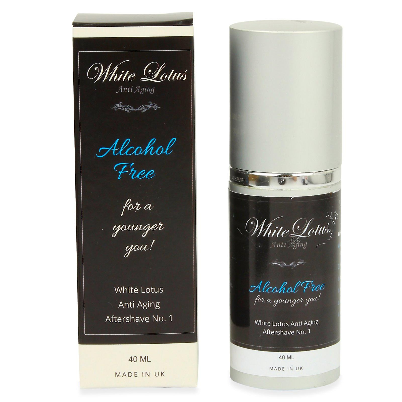 Hypoallergenic alcohol free aftershave - no.1