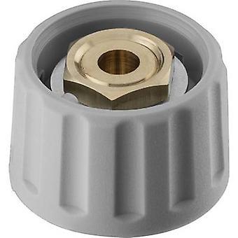 Ritel 66 21 46 1 Control knob + continuity Grey (Ø x H) 21 mm x 13.5 mm 1 pc(s)