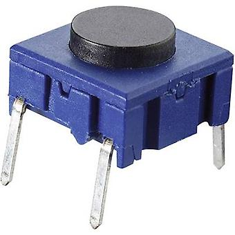 MEC 3ETL9-12.0 Pushbutton 24 V DC 0.05 A 1 x Off/(On) IP67 momentary 1 pc(s)