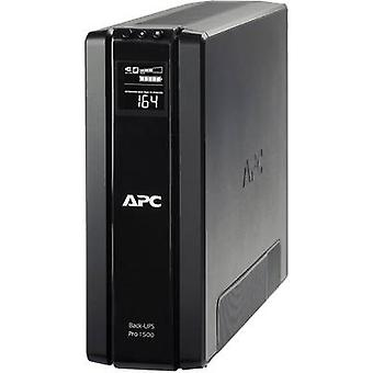 APC av Schneider Electric tilbake UPS BR1500G-GR UPS 1500 VA