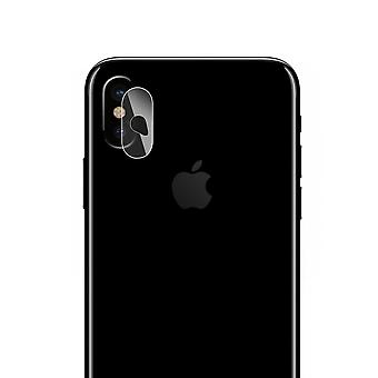 Kamera Objektiv HD+ 9H Glas Ultra Kameralinse Panzer Schutz Glas für Apple iPhone X