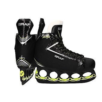 Count 103 G Super V3 skate with T - blade system Black Edition