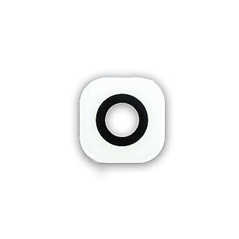 Genuine White Samsung Galaxy S6 Camera Lens