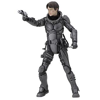 Valerian and the City of 1000 Planets Actionfigur Valerian Material: Kunststoff,  Hersteller: NECA.