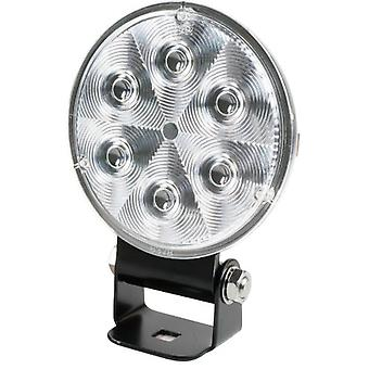 Grote 63861 Trilliant 36 LED Work Lamp (with Integrated Bracket)