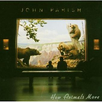 John Parish - How Animals Move [CD] USA import