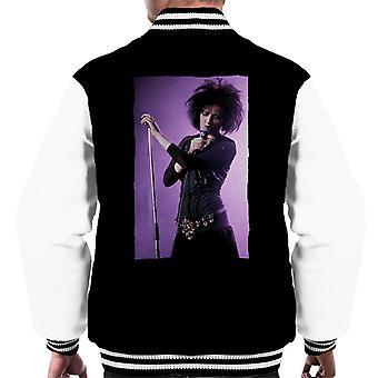 Souxsie Sioux Live Colour Men's Varsity Jacket