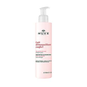 Nuxe Lait Demaquillant Confort Comforting Cleansing Milk 200ml