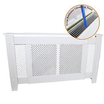 Kühler Abdeckung MDF verstellbare Holz Trellized Grill moderne Heizung Home Furniture Schrank Regal