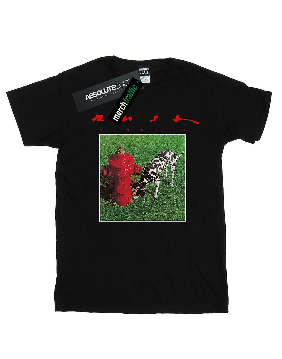 Rush Men's Signals Cover T-Shirt