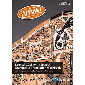 Viva! Edexcel GCSE Spaanse grammatica en vertaling werkmap door Tracy
