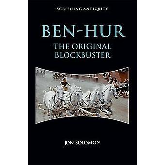Ben-Hur - die Original Blockbuster von Jon Solomon - 9781474407953 Buch