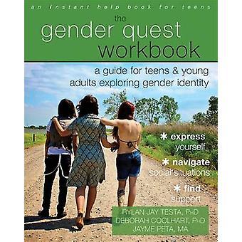 Kön Quest arbetsboken - en Guide för tonåringar och unga vuxna aktivi