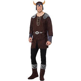 Viking férfi jelmezes karnevál Viking Man jelmez barbárok