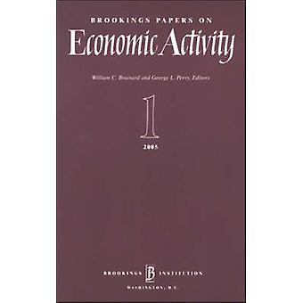 Papeles de Brookings en actividad económica 1-2005 por William C. Brainard