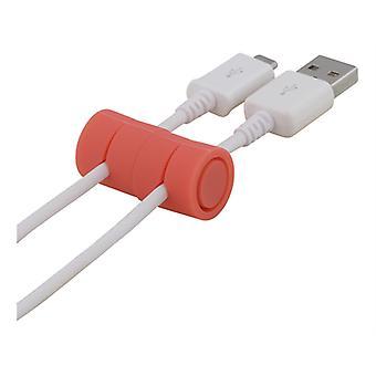 Clasificación de cables con imanes, paquete Pink 3